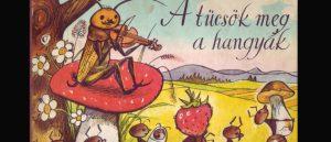 tücsök és a hangyák mese