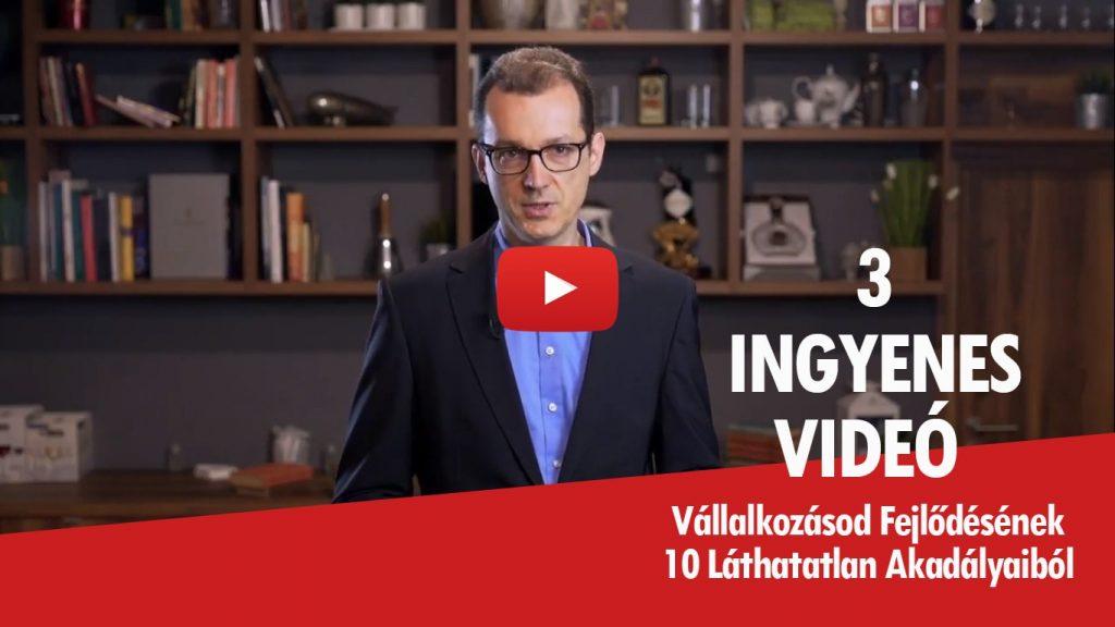 Vállalkozásod Fejlődésének 10 Láthatatlan Akadálya
